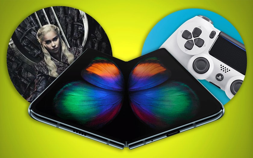 galaxy fold cassés piratage game of thrones prix ps5