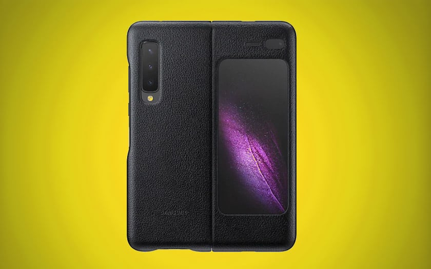 galaxy fold coque
