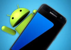galaxy s7 mise jour android pie samsung one ui