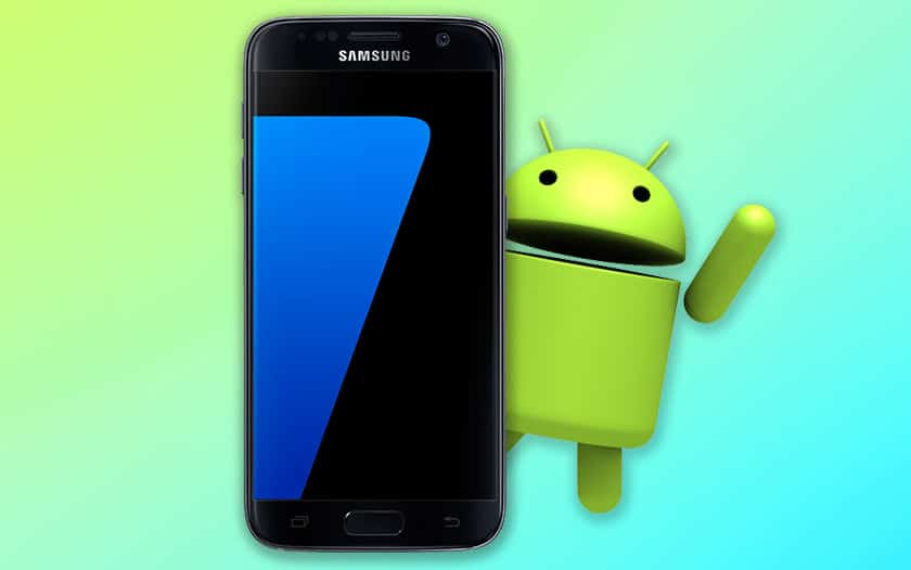 galaxy s7 samsung annonce finmises jour mensuelles