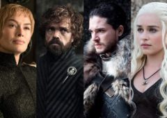 gameof thrones personnages morts