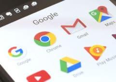 google android choisir navigateur web moteur recherche