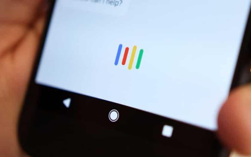 google assistant publicités android
