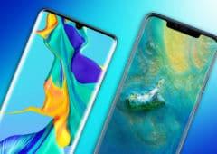huawei reduit ecart samsung ventes smartphones