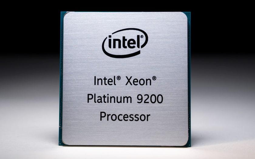 Intel Selon Platinum 9820 9200 series
