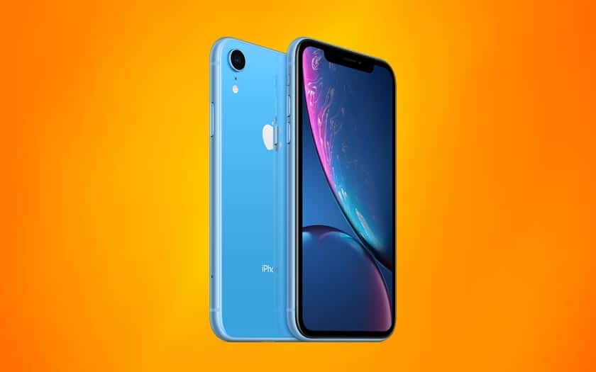 L'iPhone XR