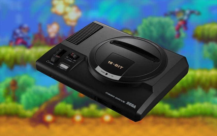 Mega Drive Mini de Sega