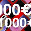 meilleurs smartphones entre 900 et 1000 euros
