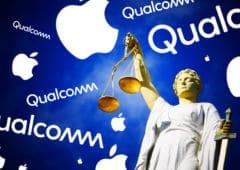 qualcomm apple justice