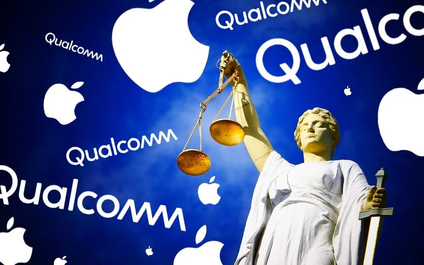 Qualcomm et Apple mettent fin à leur guerre des brevets