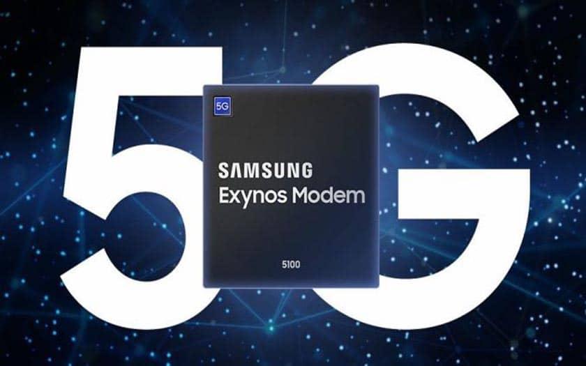 samsung modem 5g exynos 5100