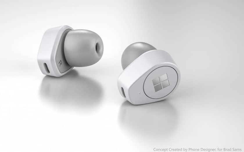 Surface Buds : écouteurs sans fil de Microsoft