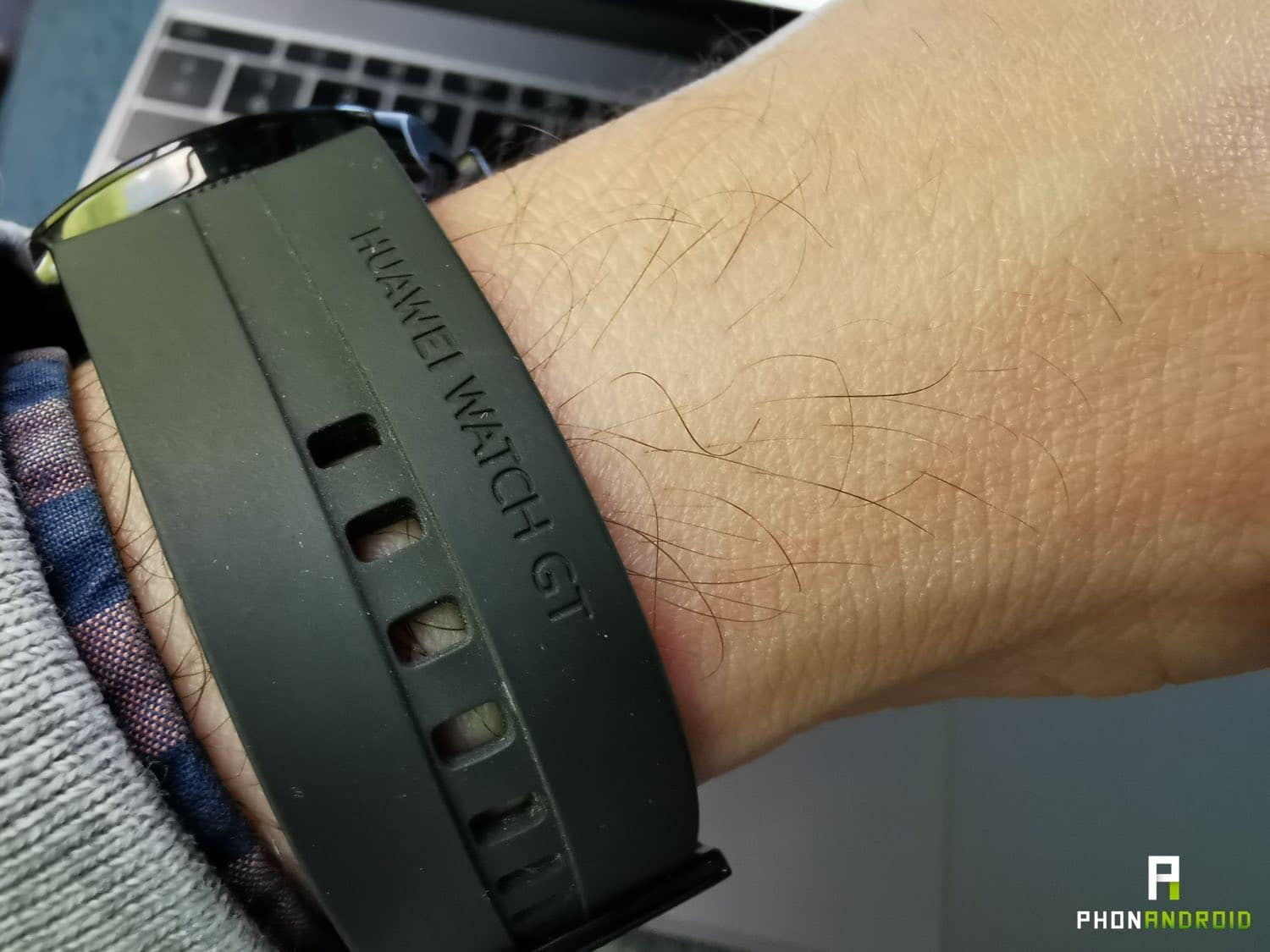 test huawei watch gt bracelet