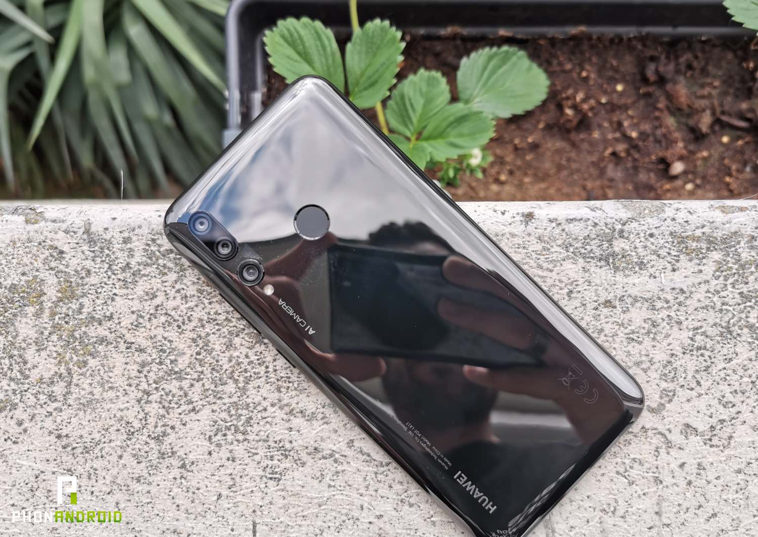 test huawei psmart plus 2019