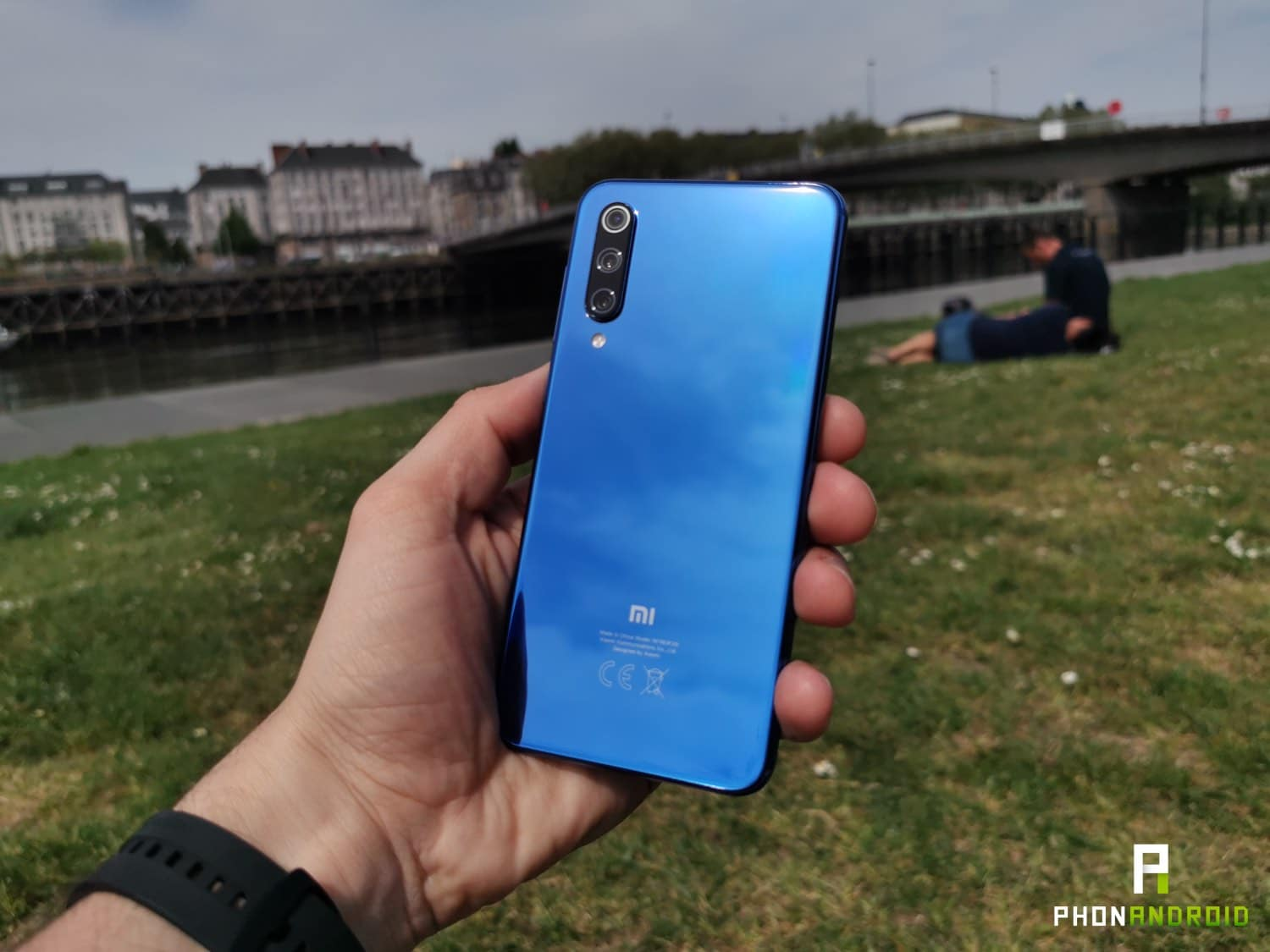 test xiaomi mi 9 se performances