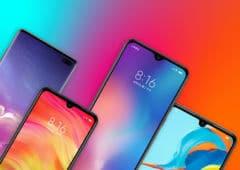 trop smartphones android sortis 2019