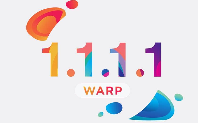 Warp, un VPN gratuit de Cloudflare