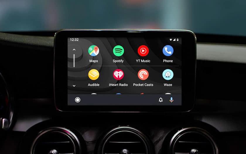 Android Auto nouvelle mise à jour