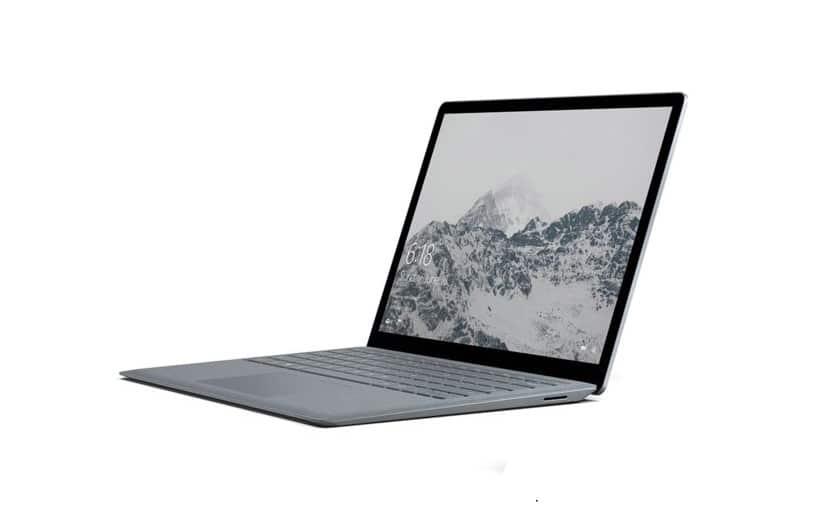 Bon plan PC Portable Microsoft Surface Laptop