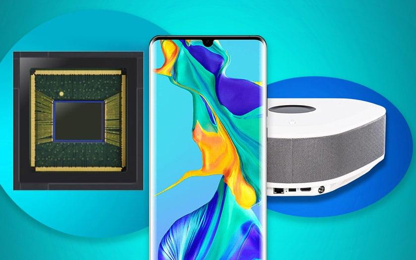 android q honor huawei samsung capteur photo 64mp freebox delta succès