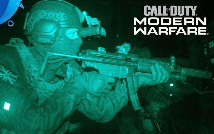 Reboot Call of Duty Modern Warfare