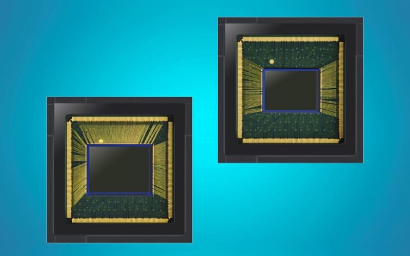 Les nouveaux capteurs Samsung ISOCELL Bright GW1 (à gauche) et GM2 (à droite