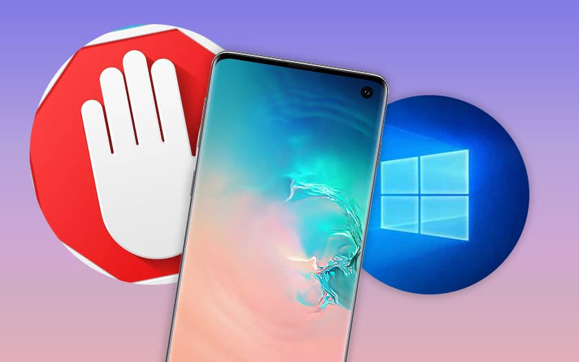 chrome tue adblock windows 11 samsung echange huawei galaxy s10