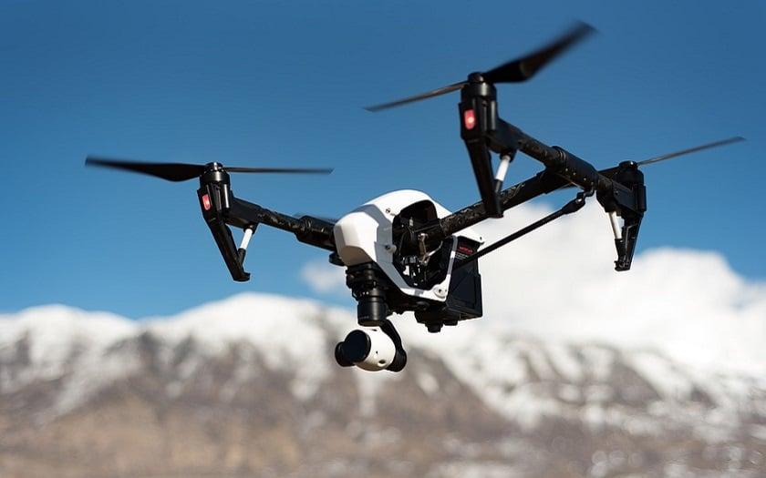 Radar drone de la police