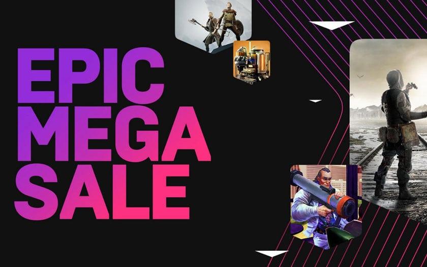 Epic Games Soldes