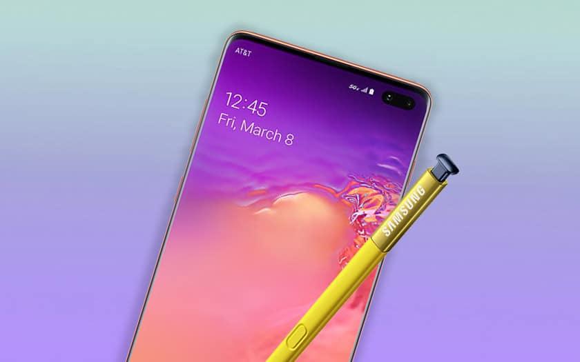 Galaxy Note 10 : Samsung va-t-il abandonner le port microSD ?
