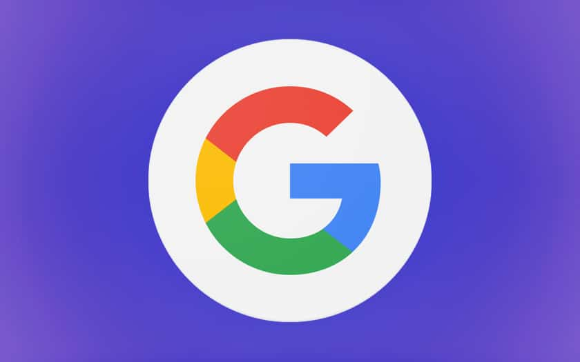Logo de l'application Google