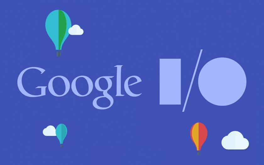 Conférence Google i/o 2019