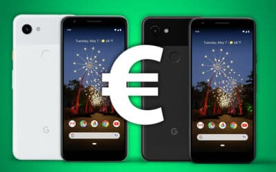 google pixel 3a pas cher meilleurs prix