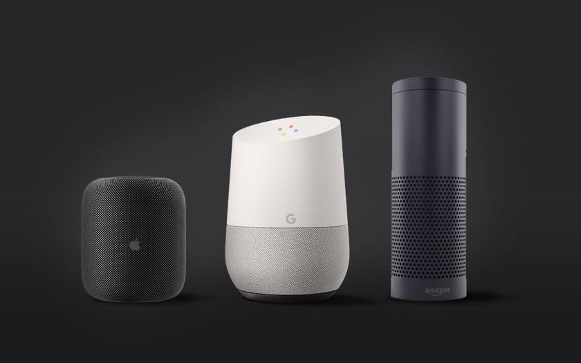 HomePod google home amazon