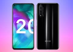 honor 20 officiel
