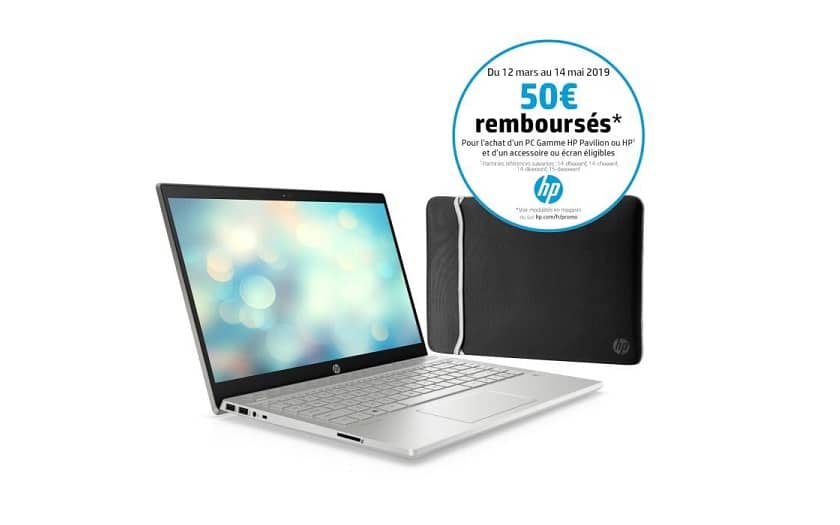 bac1532963 🔥 Bon plan : PC portable Ultrabook HP Pavilion 14