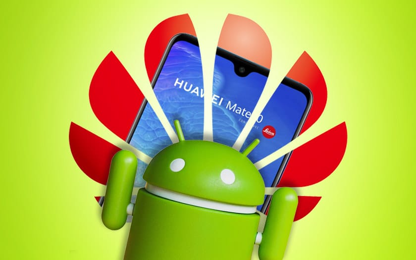 huawei alternative android juin 2019