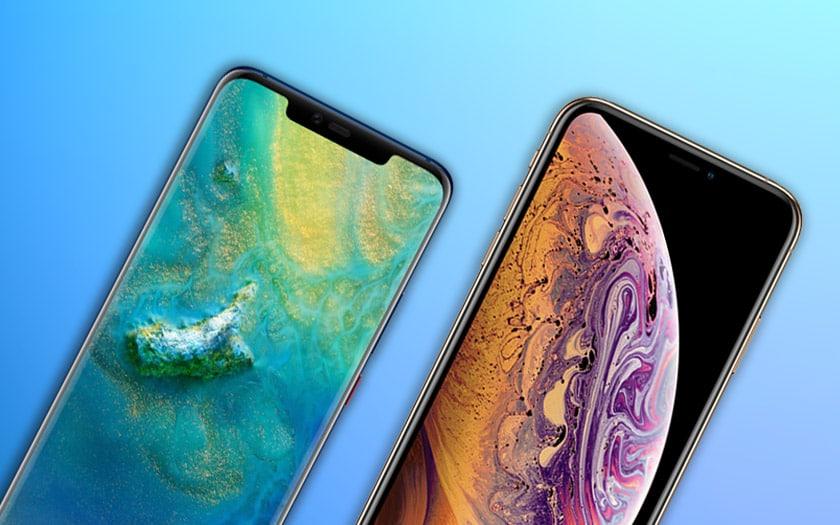huawei depasse apple premier trimestre 2019