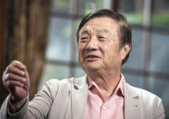 huawei refuse chine bannisse apple représailles