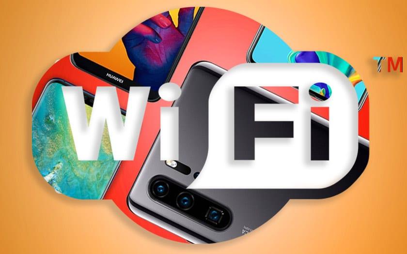 huawei retour wifi alliance