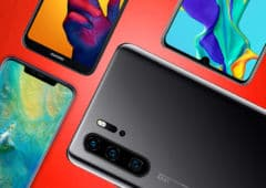 huawei smartphones ventes chute 2019