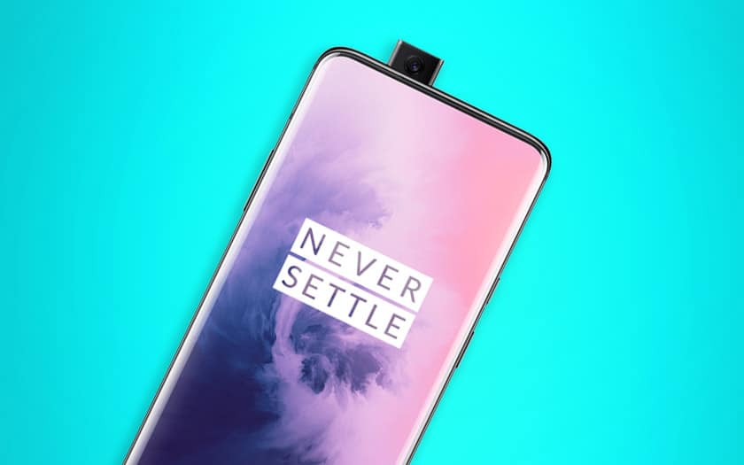 oneplus 7 pro moque apple samsung video