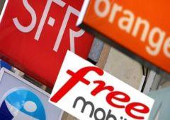 orange free sfr bouygues