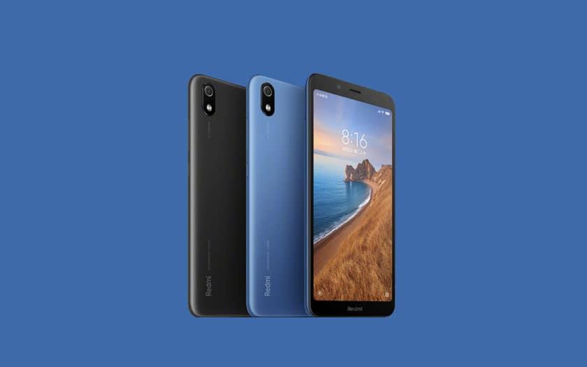 Xiaomi Redmi 7A officiel : SoC Snapdragon 439 et grosse autonomie pour un petit prix