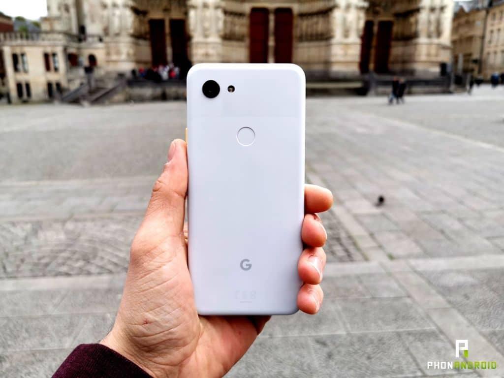 Beberapa Hal Penting dari Google Pixel 3a