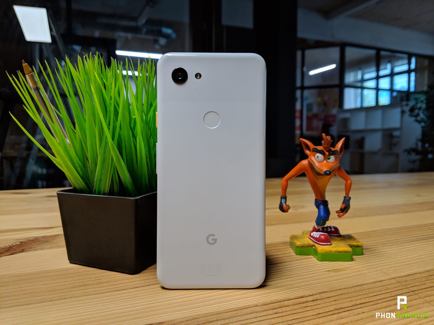 test google pixel 3a performances