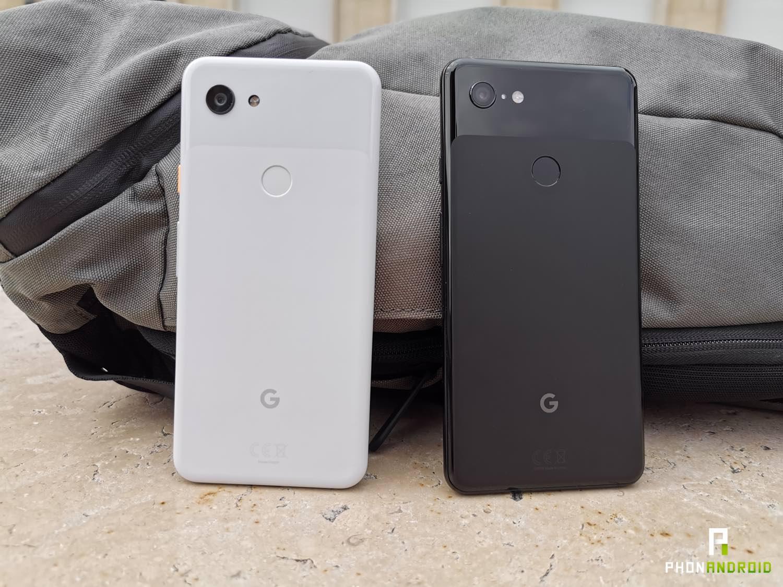 test google pixel 3a vs pixel 3 xl