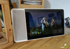 test lenovo smart display veille