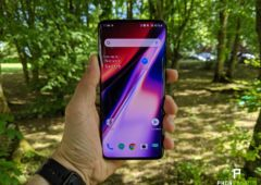test oneplus 7 pro interface