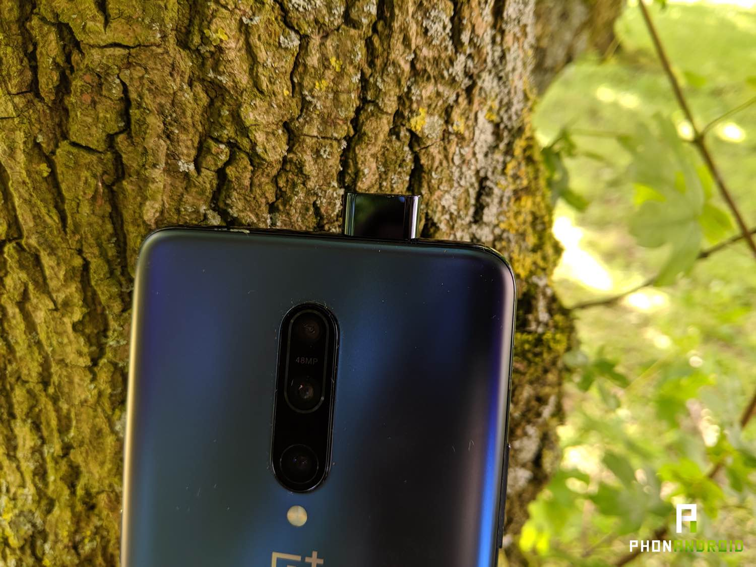 test oneplus 7 pro pop up camera back